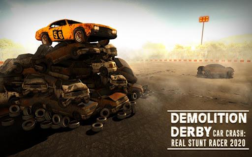 Demolition Derby Car Crash: Real Stunt Racer 2020  screenshots 18