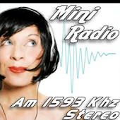 Mini Radio Am 1593 Khz