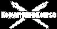 KopywritingKourse Logo White