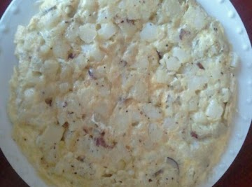 (spanish) Potato Omelette Recipe