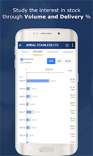 App Stock Edge - NSE BSE Indian Share Market Investing APK for Windows Phone