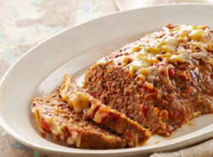 Mexican Style Meatloaf Recipe
