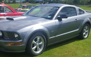 Ford Mustang GT Rent Southland