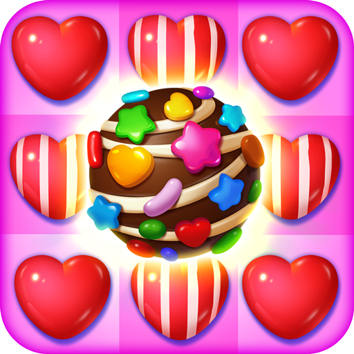 Sweet Candy Bomb Icon