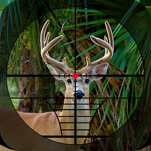 森の野生のシカ狩り2016 動作 App LOGO-APP試玩