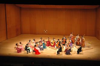 Photo: 1曲目、芥川也寸志:弦楽のための三楽章「トリプティーク」