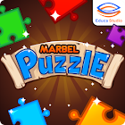 Marbel Puzzle Jigsaw for Kids icon