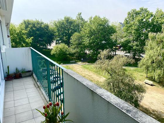 Vente appartement 2 pièces 46,96 m2