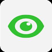 Prueba de ojos - cuidado ojos
