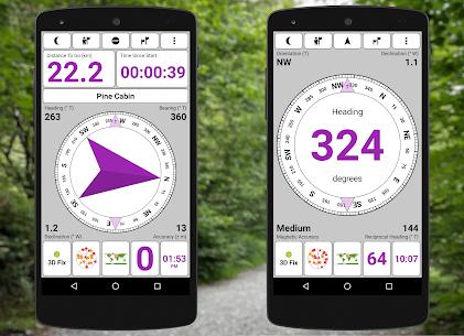 GPS Test Plus Navigation APK 5