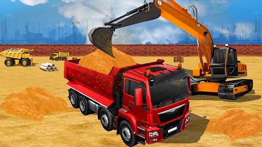 Grand City Road Construction Sim 2018 download 2