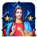 Jesus Touch (Christmas, 2021 Greetings & Stickers) icon