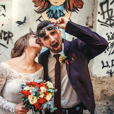 Wedding photographer Andrey Olkhovyy (Olhovyi). Photo of 29.11.2018