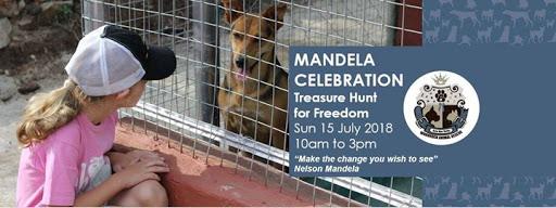 Mandela Day 2018 - Treasure Hunt for Freedom : Woodrock Animal Rescue
