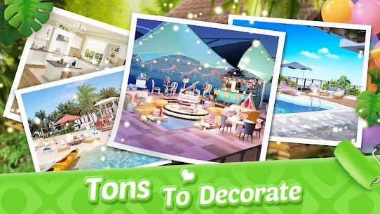 My Home Design Dreams Mod Apk (Unlimited Money + Lives) 4