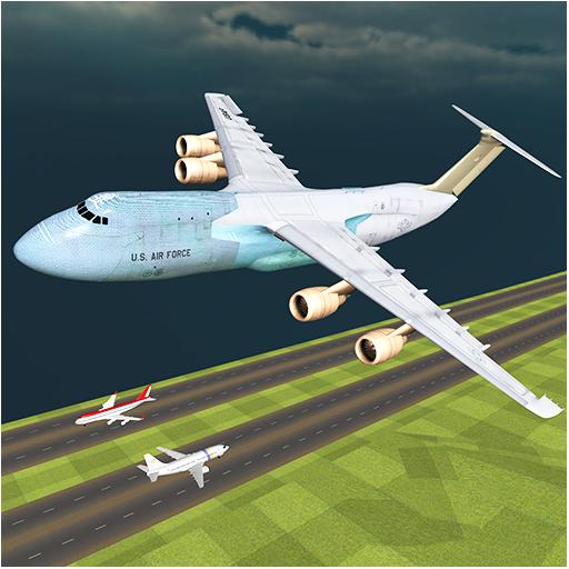 Aeroplane Game:Flight Pilot Simulator