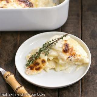 French Potato Gratin #FrenchFridayswithDorie.