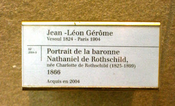 Photo: Info for previous painting...yeah, it's in French