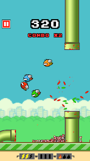 Flappy Crush screenshot 08
