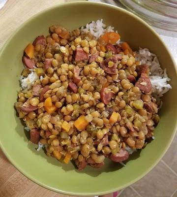 Abuela's Lentils Recipe