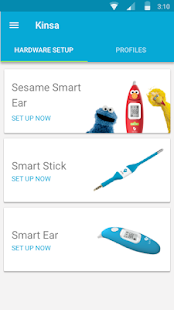 Kinsa Smart Thermometer- screenshot thumbnail