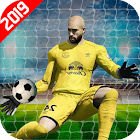 Football Soccer Players: Goalkeeper Game icon