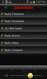 Radios di Italia screenshot 4