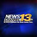NewsChannel 13 KRDO.com icon
