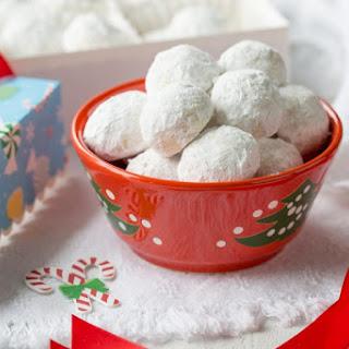 Cherry Almond Tea Cake Cookies