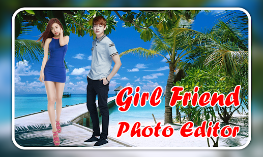 Girl Friend Photo Editor - náhled