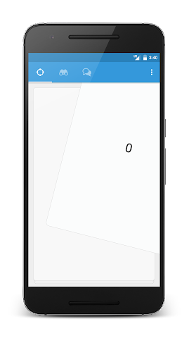 android SwipeableCards Screenshot 1