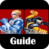 Guide for Captain Commando