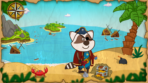 Pirate Games for Kids apkpoly screenshots 6