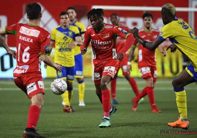 Aristote Nkaka blijft volgend seizoen gewoon op de loonlijst van Anderlecht staan