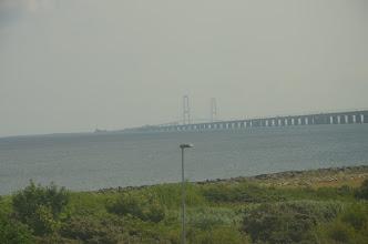 Photo: brug over de Grote Belt