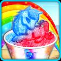 Snowcone Maker: Yummy Shaved Ice Unicorn Snow Cone icon