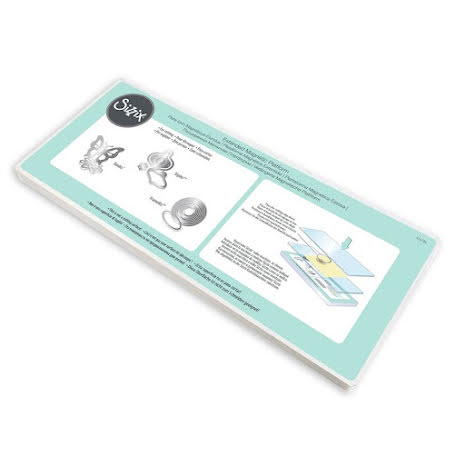 Sizzix Wafer-Thin Dies Extended Magnetic Platform 14.5X6