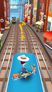 Subway Surfers Apk MOD (Money/Coins/Key) for Android 3