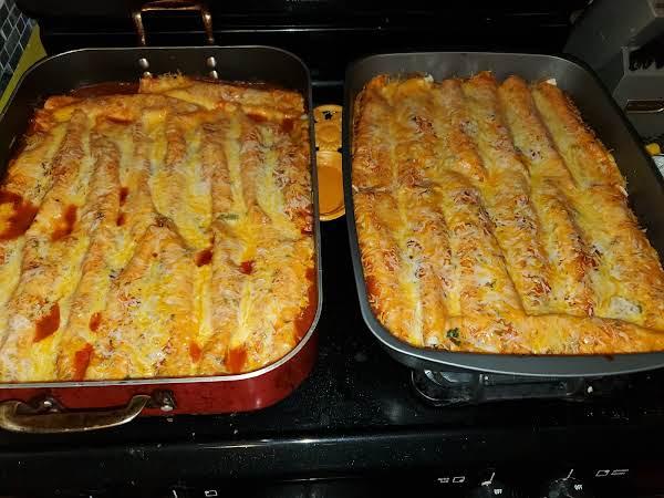 Chicken Or Beef Enchiladas Recipe