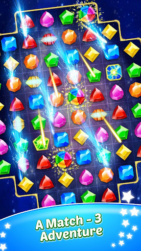 Diamond & Gems: Puzzle Blast 1.2 screenshots 16