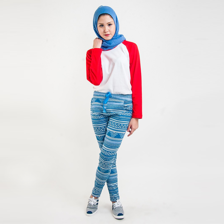Aztec Beryl Joggers by Hijab Le Modesty