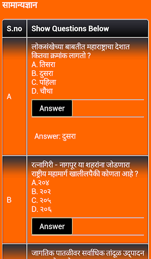 General Knowledge in Marathi|玩教育App免費|玩APPs