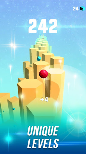 Splashy Tiles: Bouncing to the music tiles 1.2.7 screenshots 3