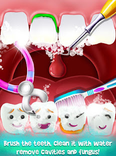 Game Dentist Hospital Adventure APK for Windows Phone