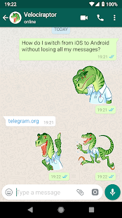 WhatsApp Stickers – Telegram 4