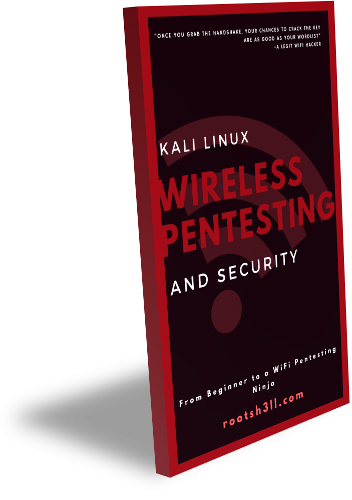 Kali Linux Wireless Pentesting and Security