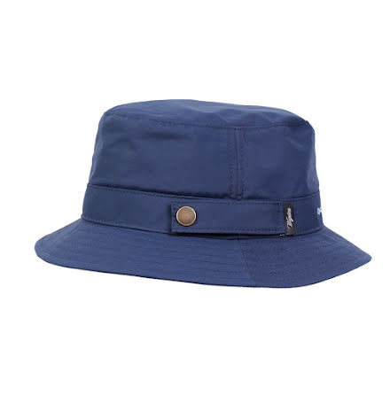 Wigéns Ivy bucket hat navy