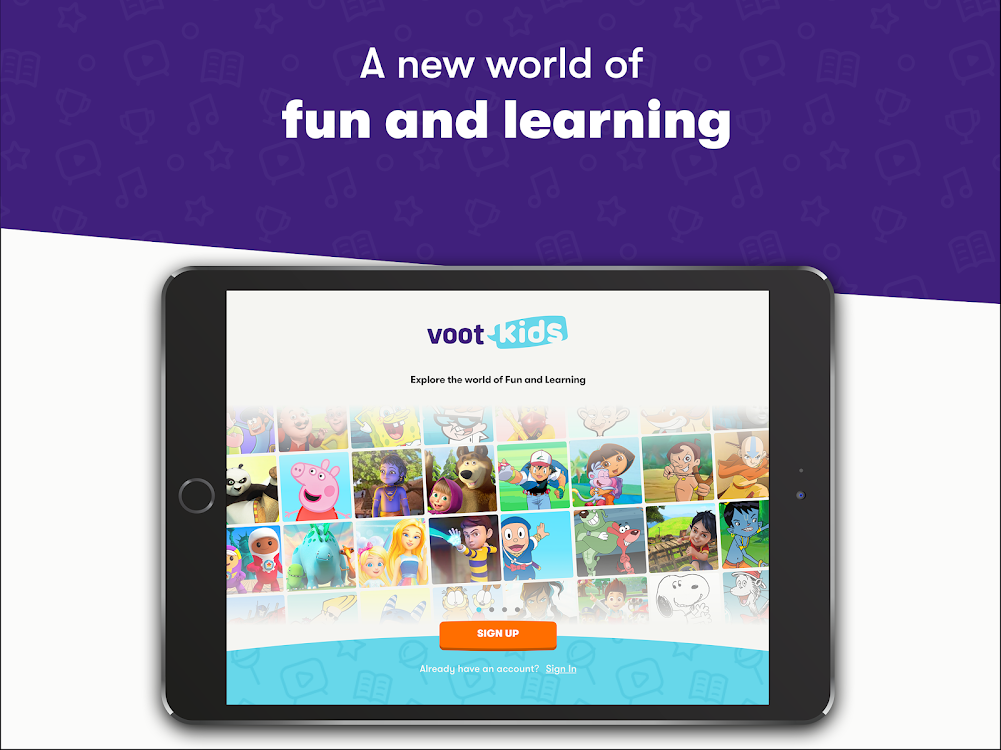 Voot Kids | Watch, Read, Listen and Learn – (Android Apps