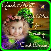GOOD NIGHT PHOTO FRAMES