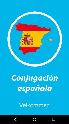 Conjugación española